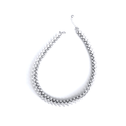 party pearl choker